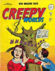 Creepy Worlds 1962 - 1989 #56