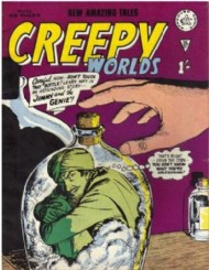 Creepy Worlds 1962 - 1989 #57