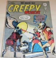 Creepy Worlds 1962 - 1989 #58