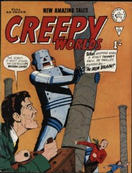 Creepy Worlds 1962 - 1989 #59