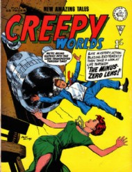 Creepy Worlds 1962 - 1989 #60