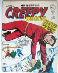 Creepy Worlds 1962 - 1989 #61