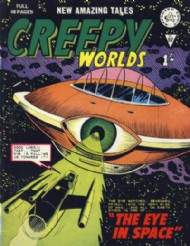 Creepy Worlds 1962 - 1989 #62