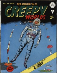 Creepy Worlds 1962 - 1989 #63