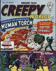 Creepy Worlds 1962 - 1989 #64