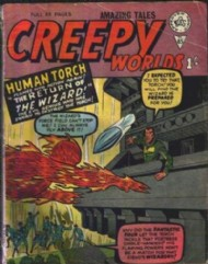 Creepy Worlds 1962 - 1989 #65