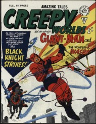 Creepy Worlds 1962 - 1989 #66