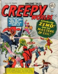 Creepy Worlds 1962 - 1989 #67