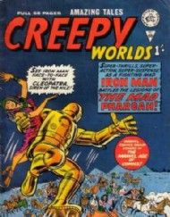 Creepy Worlds 1962 - 1989 #68