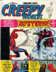 Creepy Worlds 1962 - 1989 #69