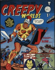 Creepy Worlds 1962 - 1989 #70
