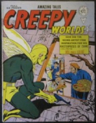 Creepy Worlds 1962 - 1989 #92
