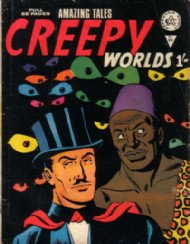 Creepy Worlds 1962 - 1989 #93