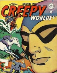 Creepy Worlds 1962 - 1989 #94