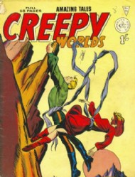 Creepy Worlds 1962 - 1989 #95