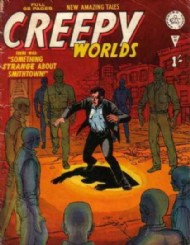 Creepy Worlds 1962 - 1989 #96