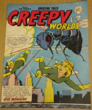 Creepy Worlds 1962 - 1989 #97