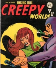 Creepy Worlds 1962 - 1989 #98