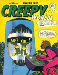 Creepy Worlds 1962 - 1989 #99