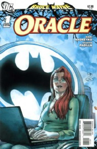 Bruce Wayne: the Road Home: Oracle 2010 #1