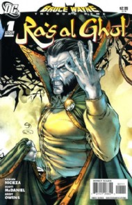 Bruce Wayne: the Road Home: Ra's Al Ghul 2010 #1