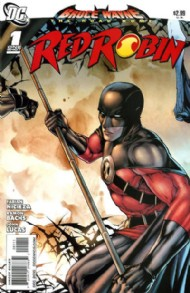 Bruce Wayne: the Road Home: Red Robin 2010 #1