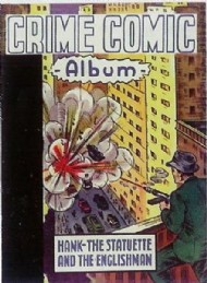 Crime Comic Album 1950s