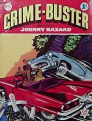 Crime-Buster Johnny Hazard 1959 #5