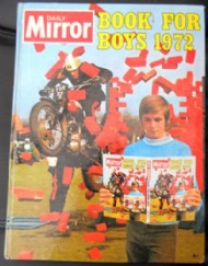 Daily Mirror Book for Boys  #1972