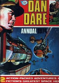 Dan Dare Annual  #1974