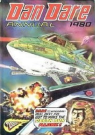Dan Dare Annual  #1980