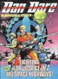 Dan Dare Annual  #1987