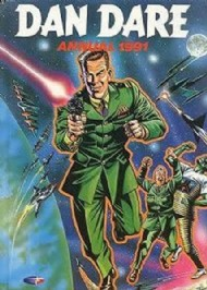 Dan Dare Annual  #1991
