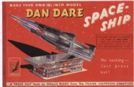 Dan Dare Space-Ship 1955 #1955