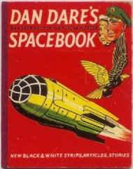 Dan Dare's Space Book  #1953