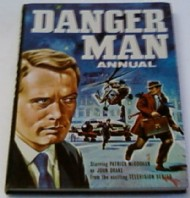 Dangerman Annual  #1966