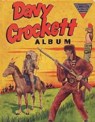 Davy Crockett Album  #1960