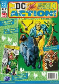 DC Action 1990 #2