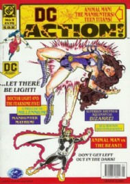 DC Action 1990 #3