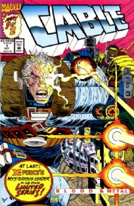 Cable 1992 #1