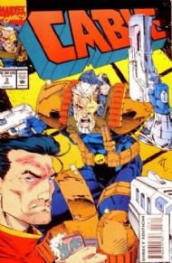 Cable (2nd Series) 1993 - 2002 #3