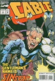 Cable (2nd Series) 1993 - 2002 #5