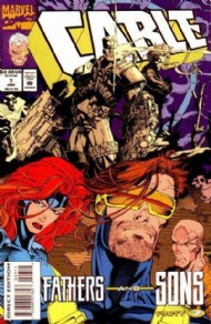 Cable (2nd Series) 1993 - 2002 #7