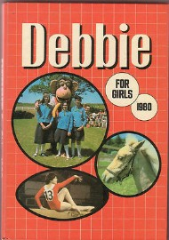 Debbie for Girls Annual 1980 - 1984 #1980