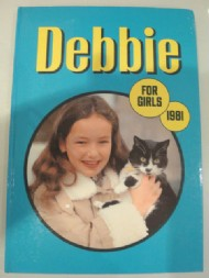 Debbie for Girls Annual 1980 - 1984 #1981