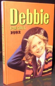Debbie for Girls Annual 1980 - 1984 #1982