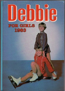 Debbie for Girls Annual #1983