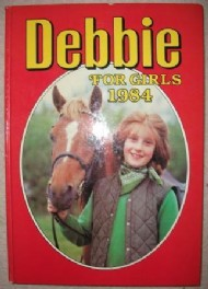 Debbie for Girls Annual 1980 - 1984 #1984