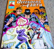 Defenders of the Earth Special  #1988