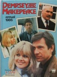 Dempsey and Makepeace Annual  #1986